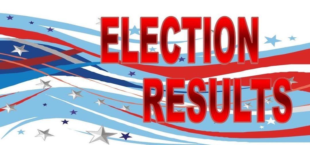 Election Results- The Masters