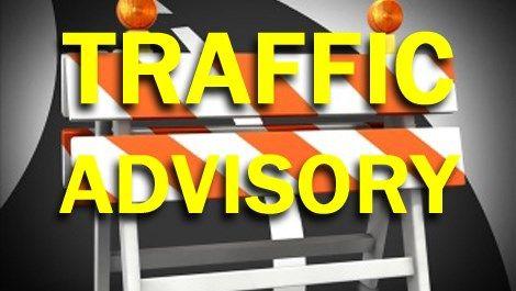 TRAFFIC ADVISORY Road Closure – Rt. 545 @ Old York Rd.